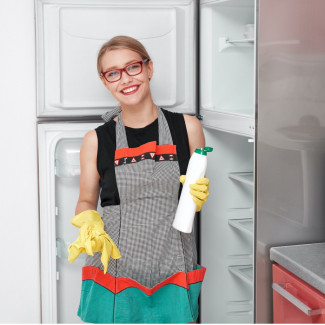 Clean out the freezer before the holidays