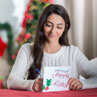 Tips for holiday letters