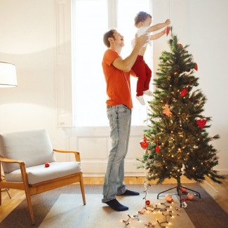 Decorate for Christmas Tips